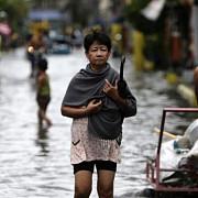 taifunul goni a lasat in urma 15 morti si zeci de raniti