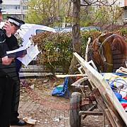 politistii locali le-au pus gand rau comerciantilor ilegali din ploiesti