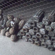50 de mine antipersonal unele in stare de functionare au fost gasite la slanic moldova