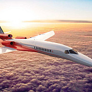 primul supersonic privat de la londra la new york in 4 ore si jumatate