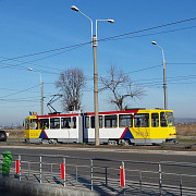 tramvaiul 101 poate reveni pe traseu foto si video