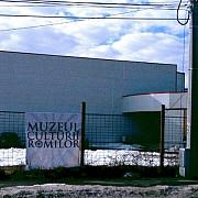 incendiu la muzeul culturii romilor din bucuresti