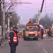 14 locatari din zona eroilor au fost evacuati din cauza surparilor