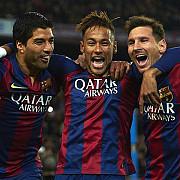 au fost stabilite optimile ligii campionilor ghinionista care a picat cu barcelona