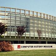 muzeul de istorie a computerului din california sua