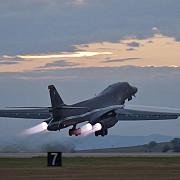 un bombardier american a incalcat o zona revendicata de china