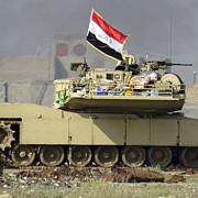 fortele guvernamentale irakiene au atacat orasul ramadi