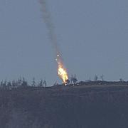 cutia neagra a avionului rusesc doborat de turci este distrusa
