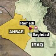 lupte violente la ramadi fortele irakiene sunt blocate de jihadisti intr-o zona strategica