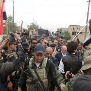 premierul irakian a vizitat ramadi oras cheie pierdut de statul islamic