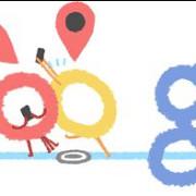 valentines day google ii invita pe internauti sa experimenteze un sarut ca niciodata printr-un logo special
