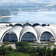 coreea de nord cel mai mare stadion din lume va fi redeschis