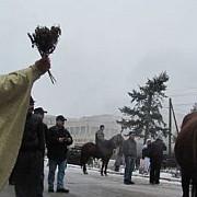 boboteaza- de la cozile interminabile la agheasma la botezul cailor