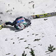 schiorul simon ammann accident groaznic in austria
