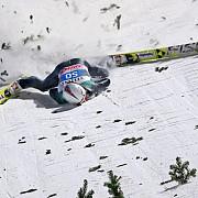 schiorul simon ammann accident groaznic in austria