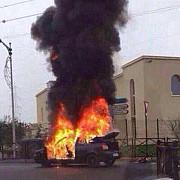 incendiu la o sinagoga de langa paris la cateva ore dupa atentatul terorist