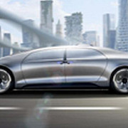 mercedes-benz f 015 masina care se conduce singura video