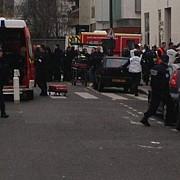 atentat terorist in centrul parisuluicel putin 12 persoane au fost ucise in redactia ziarului charlie hebdo