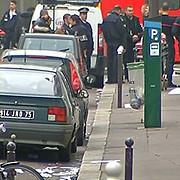 cinci ostatici mortipatru grav raniti in asaltul asupra magazinului din paris video