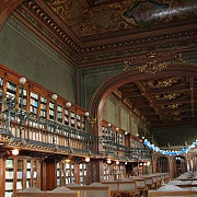 o biblioteca din romania pe locul al doilea in topul celor mai frumoase biblioteci din lume