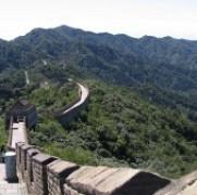 marele zid chinezesc in pericol din cauza locuitorilor