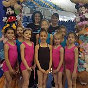 incepe campionatul national de gimnastica ritmica programul competitiei de la sala sporturilor