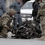 nou atac asupra fortelor nato la kabul