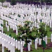 premierul serbiei a fost lovit cu pietre de bosniaci la comemorarea masacrului de la srebrenica