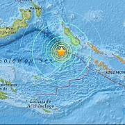 cutremur puternic in pacific