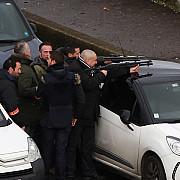 atac armat la paris cel putin 10 ostatici intr-un magazin