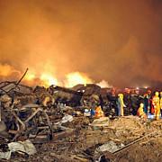 explozie de la o fabrica de artificii din italia