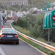 atentie autostrada soarelui e blocata din cauza unui accident