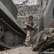 armata ucraineana va retrage armamentul greu din zona mariupol