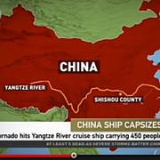 tragedie in chinapeste 500 de morti dupa scufundarea unui feribot in fluviul yangtze