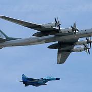 flota de bombardiere tu-95 a rusiei a fost consemnata la sol