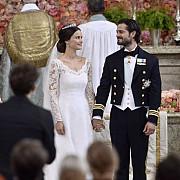 printul carl philip al suediei s-a casatorit cu fostul model sofia hellqvist