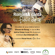 concert deosebit la sfinxul romaniei