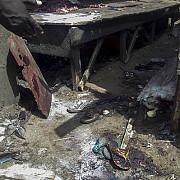 20 de morti si 50 de raniti intr-un atac sinucigas comis de o copila kamikaze