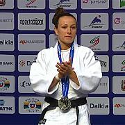 judo andreea chitu din nou campioana europeana
