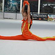 aur pentru romania la patinaj diana cimpoca a luat locul intai la campionatul mondial de la geneva