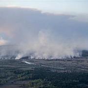 incendiile de la cernobil au fost stinse radiatiile depasesc limita maxima admisa