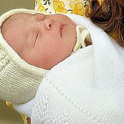 ducesa de cambridge si bebelusul regal au parasit maternitatea