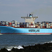 iran nava maersk nu mai este sub arest cei patru romani de la bord sunt liberi