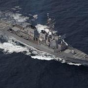 distrugatorul uss ross ar putea ajunge in marea neagra pe 21 mai