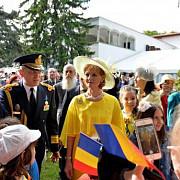 principesa margareta noul presedinte al crucii rosii romane