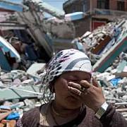 nepal zguduit de replici dupa cutremurul devastator din aprilie
