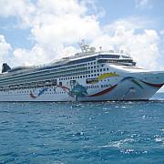 o nava de croaziera cu 2675 de pasageri la bord a esuat in reciful din bermuda