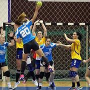 handbal feminin prea multe probleme pentru un playoff csm ploiesti - hc zalau 26-30 14-12