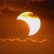 eclipsa partiala de soare pe 20 martie