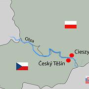 cehia cedeaza poloniei o bucata de teritoriu